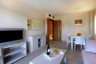 Hotel P&v Apartamentos Salou: Schlafzimmer SALOU - COSTA DORADA