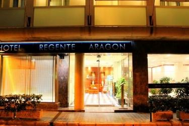 Hotel Regente Aragon: Esterno SALOU - COSTA DORADA