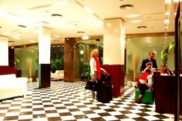 Hotel Regente Aragon: Lobby SALOU - COSTA DORADA