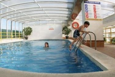 Hotel Regente Aragon: Piscina Coperta SALOU - COSTA DORADA