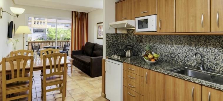 Hotel H10 Mediterranean Village: Apartamento SALOU - COSTA DORADA