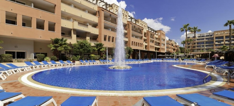Hotel H10 Mediterranean Village: Exterieur SALOU - COSTA DORADA