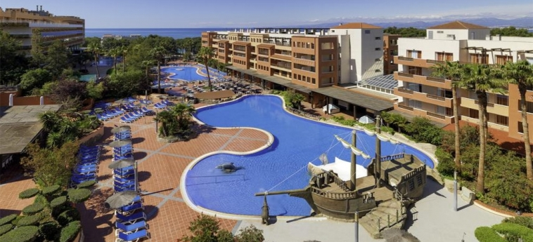 Hotel H10 Mediterranean Village: Piscine Découverte SALOU - COSTA DORADA