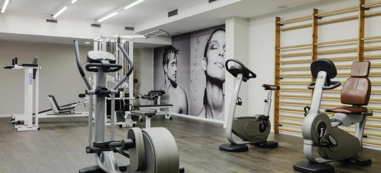 Hotel H10 Mediterranean Village: Salle de Gym SALOU - COSTA DORADA