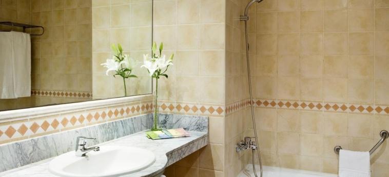 Hotel H10 Mediterranean Village: Badezimmer SALOU - COSTA DORADA