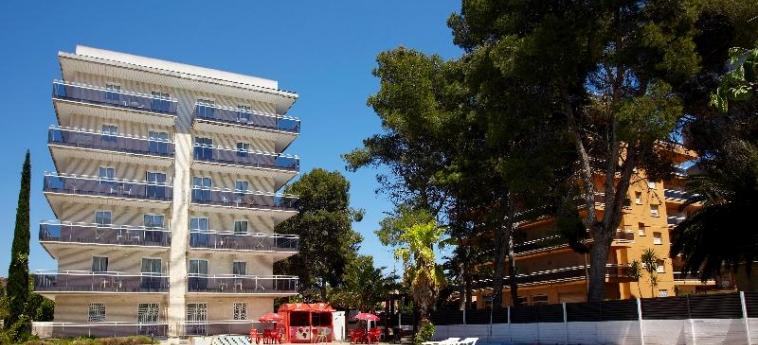 Ibersol Apartments Priorat: Lobby SALOU - COSTA DORADA
