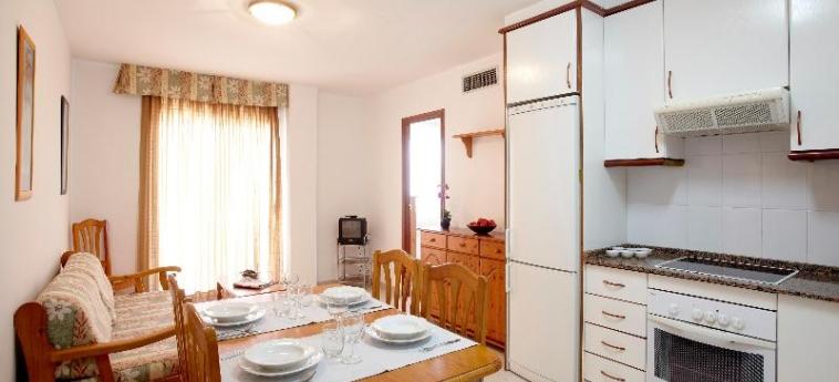 Ibersol Apartments Priorat: Schlafzimmer SALOU - COSTA DORADA
