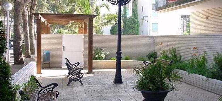 Ibersol Apartments Priorat: Terrasse SALOU - COSTA DORADA