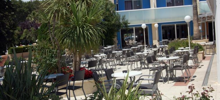 Hotel Villamarina Club: Terrasse SALOU - COSTA DORADA
