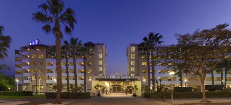 Hotel H10 Salauris Palace: Extérieur SALOU - COSTA DORADA