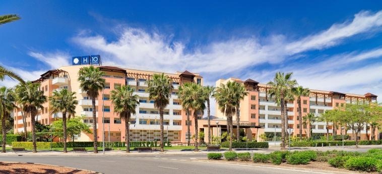 Hotel H10 Salauris Palace: Exterieur SALOU - COSTA DORADA