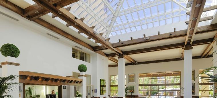 Hotel H10 Salauris Palace: Lobby SALOU - COSTA DORADA