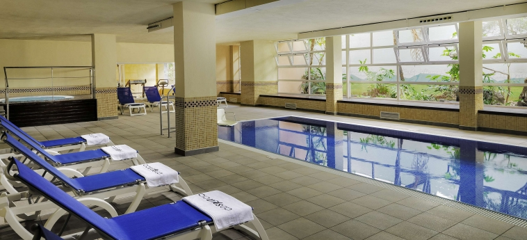 Hotel H10 Salauris Palace: Piscine extérieure SALOU - COSTA DORADA