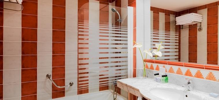 Hotel H10 Salauris Palace: Salle de Bains SALOU - COSTA DORADA