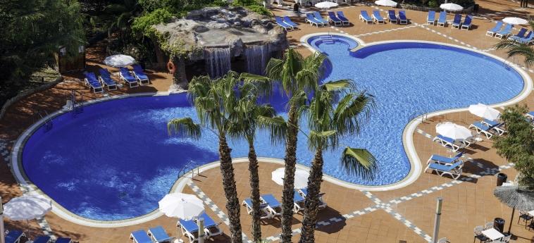 Hotel H10 Salauris Palace: Vue SALOU - COSTA DORADA