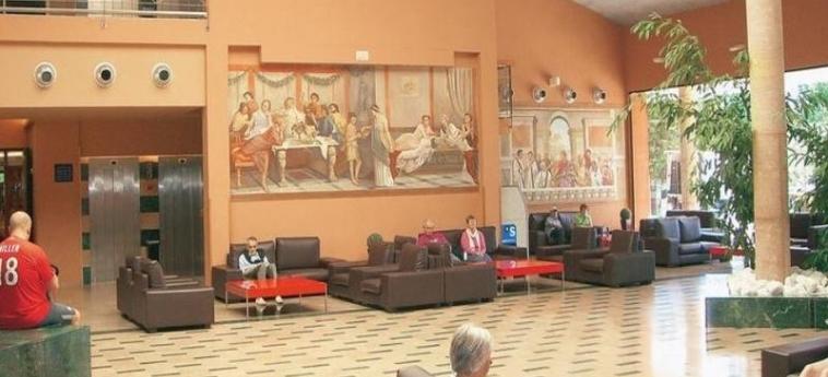 Hotel Villa Romana: Lobby SALOU - COSTA DORADA