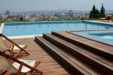 Hotel Sheraton: Piscina SALTA