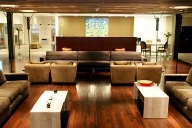 Hotel Sheraton: Lounge SALTA