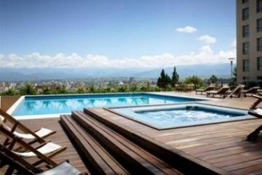 Hotel Sheraton: Outdoor Swimmingpool SALTA