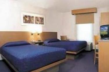 Hotel City Express Saltillo: Chambre SALTILLO