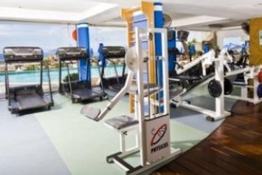 Hotel Pestana Bahia: Gym SALVADOR DA BAHIA