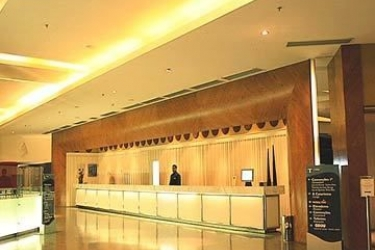 Hotel Pestana Bahia: Lobby SALVADOR DA BAHIA