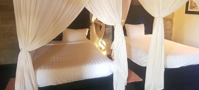 The Rhino Resort Hotel & Spa: Chambre Triple SALY PORTUDAL