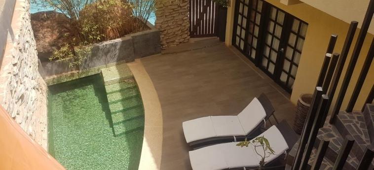 The Rhino Resort Hotel & Spa: Solarium SALY PORTUDAL