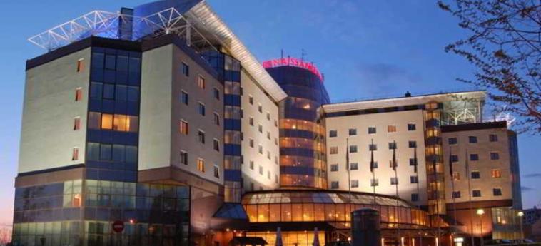 Renaissance Samara Hotel: Esterno SAMARA