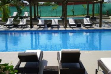 Hotel Tanoa Tusitala: Exterior SAMOA