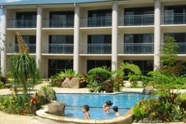 Amanaki Hotel: Outdoor Swimmingpool SAMOA