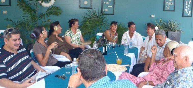 Insel Fehmarn Hotel: Breakfast Room SAMOA