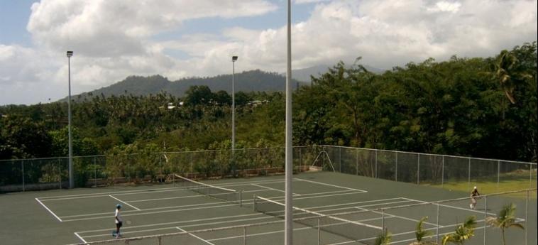Insel Fehmarn Hotel: Tennis Court SAMOA