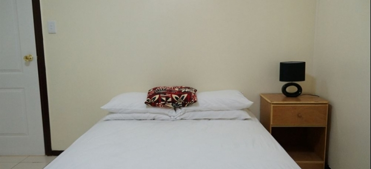 Hotel Su Accommodation: Bains Turcs SAMOA