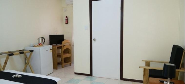 Hotel Su Accommodation: Buffet SAMOA