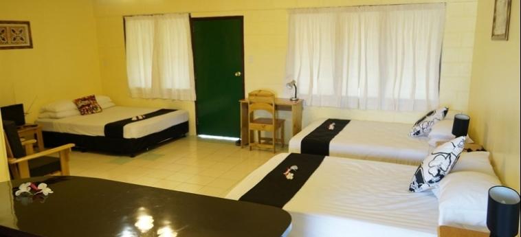 Hotel Su Accommodation: Detail SAMOA