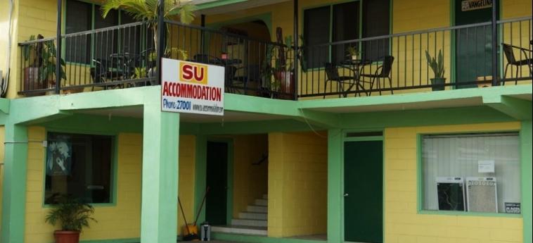 Hotel Su Accommodation: Hotel Detail SAMOA