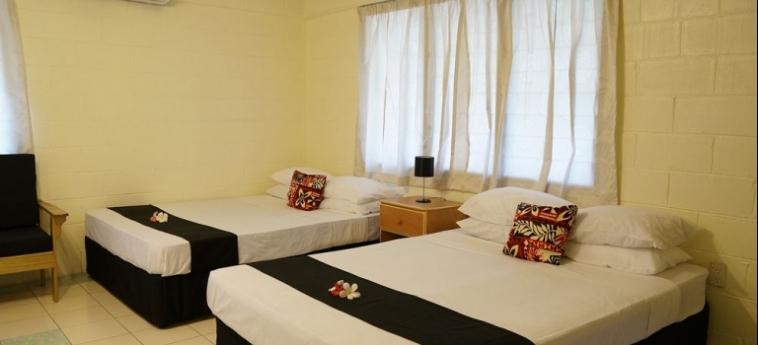 Hotel Su Accommodation: Health Club SAMOA