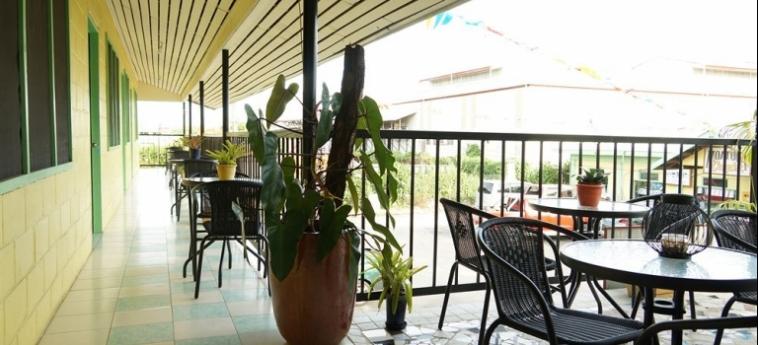 Hotel Su Accommodation: Pavillon SAMOA