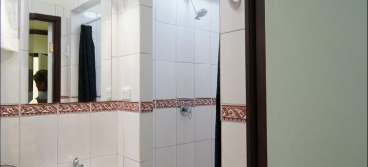Hotel Su Accommodation: Salle de Bains SAMOA