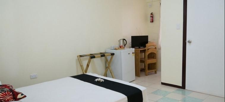 Hotel Su Accommodation: Salotto SAMOA