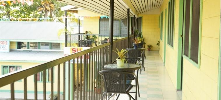 Hotel Su Accommodation: Theatre SAMOA