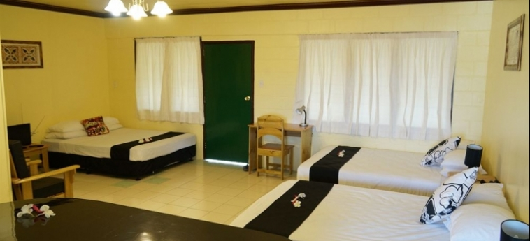 Hotel Su Accommodation: Appartement Sirene SAMOA