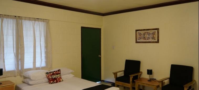 Hotel Su Accommodation: Beauty Center SAMOA