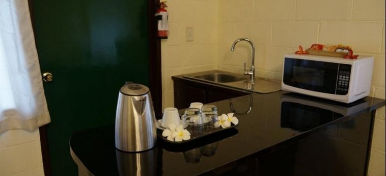 Hotel Su Accommodation: Dettagli Strutturali SAMOA