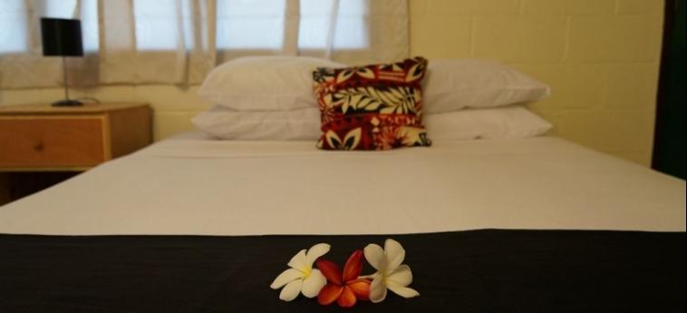 Hotel Su Accommodation: Frühstücksraum SAMOA