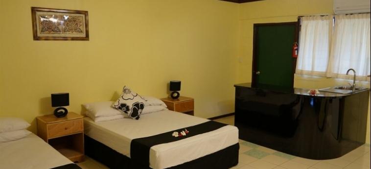 Hotel Su Accommodation: Schlafzimmer SAMOA