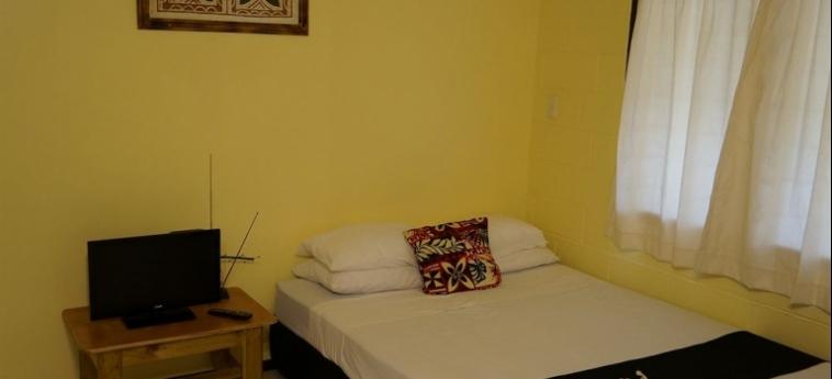 Hotel Su Accommodation: Soggiorno E Angolo Cottura SAMOA