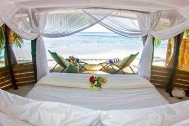 Hotel Aganoa Lodge Samoa: Amphiteatre SAMOA