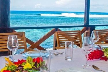 Hotel Aganoa Lodge Samoa: Dormitory 8 Pax SAMOA